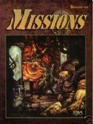 FASA 7325 Missions - Shadowrun Adventures